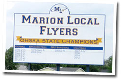 Marion Local Flyers